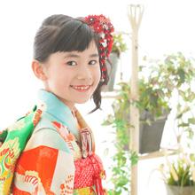 七五三・女の子(7歳)